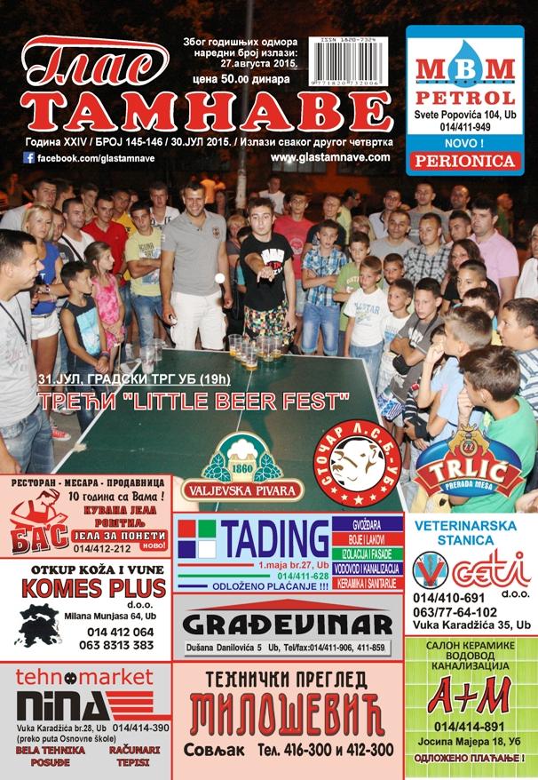 Бр.144-145 (30.јул 2015)